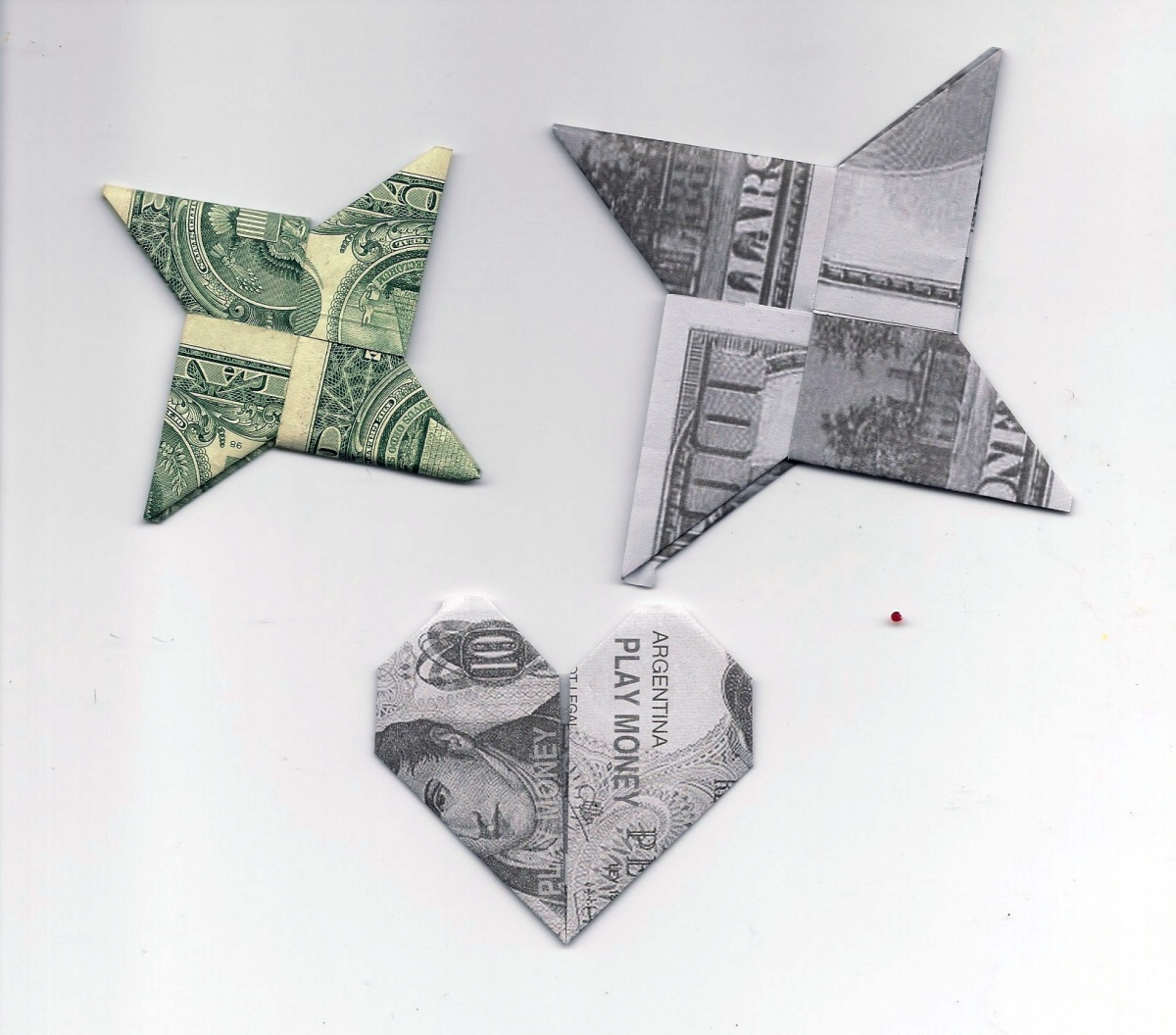 ORIGAMI WITH MONEY | A Blog by Kath (Kathy) Harney - photo#24