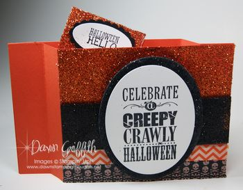 HALLOWEEN WIPER CARD