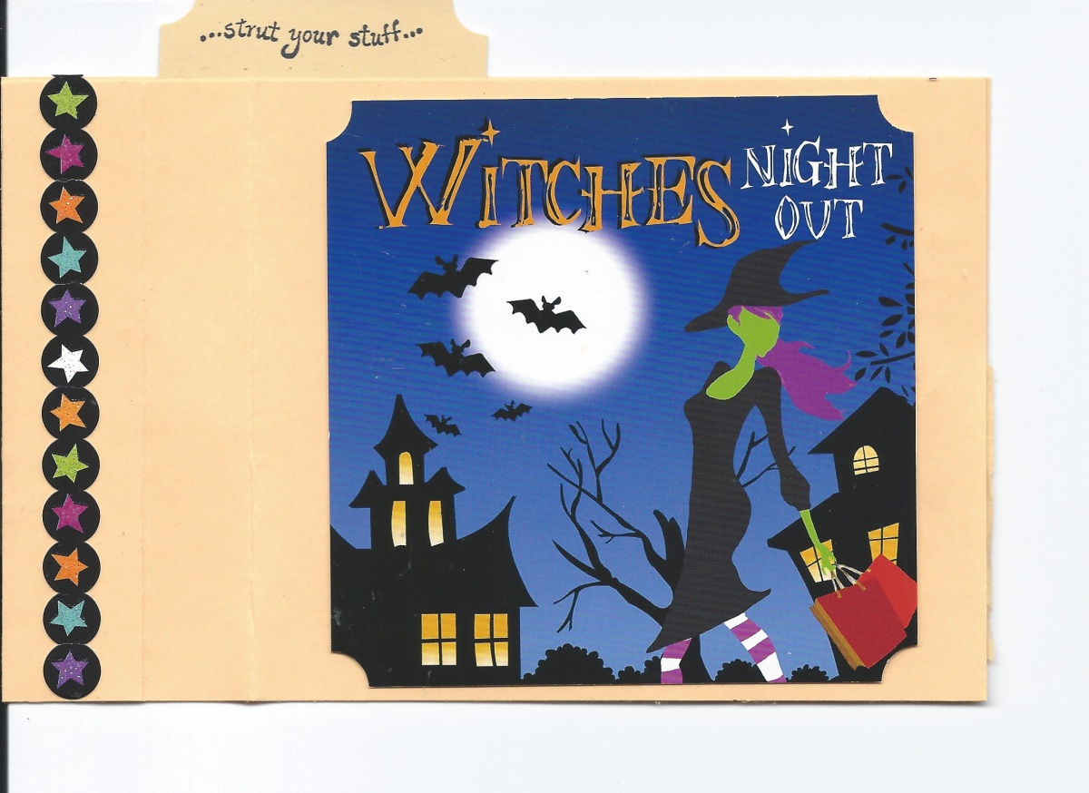 kath's wiper card halloween
