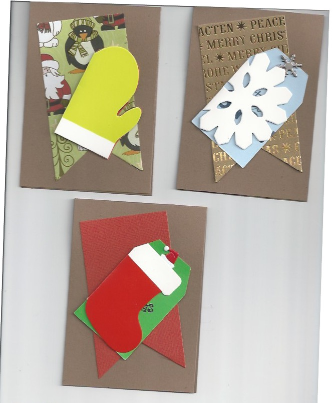 my tag xmas cards