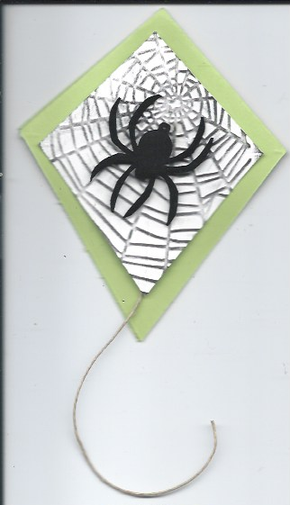 spider/web kite