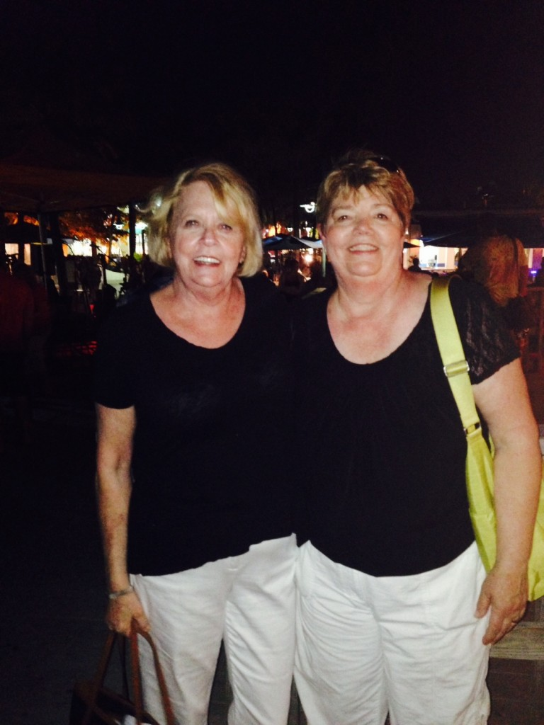 beach daze girls BFF'S for 40 + years